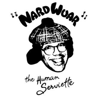 Image result for nardwuar logo